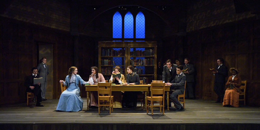 Blue Stockings company